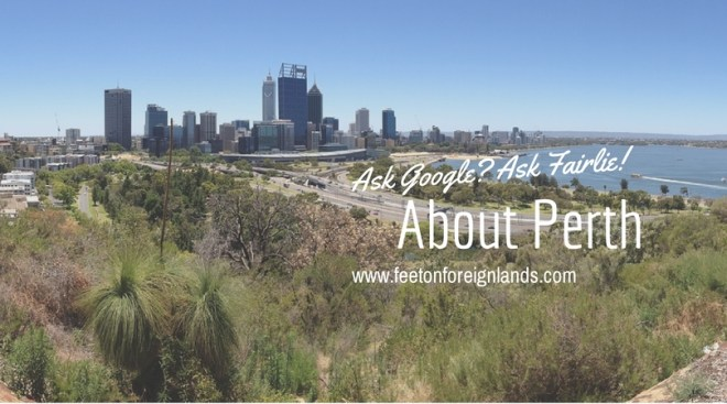 Ask google about Perth