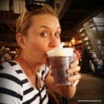 Memorable moment: Butterbeer at Universal, Orlando
