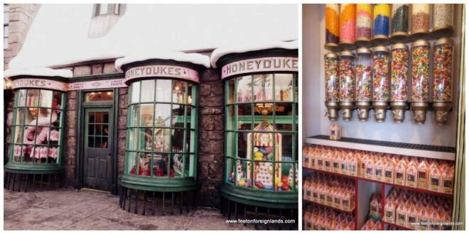 Honeydukes at Orlando