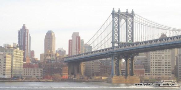 Novels set in New York: www.feetonforeignlands.com