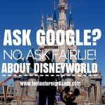 The most Googled questions about Disneyworld