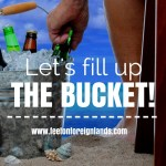 Let's fill up the bucket!