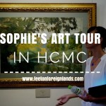 Sophie's Art Tour in HCMC