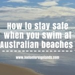 Are Australian beaches safe?