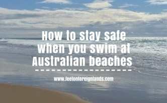 Stay safe at Australian beaches