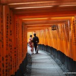 Memorable moment – Fushimi Inari Shrine, Kyoto