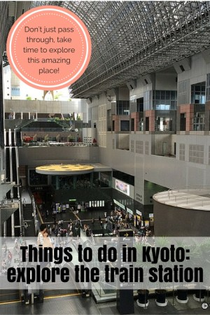 Kyoto train station: www.feetonforeignlands.com