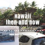Hawaii honeymoon – then and now
