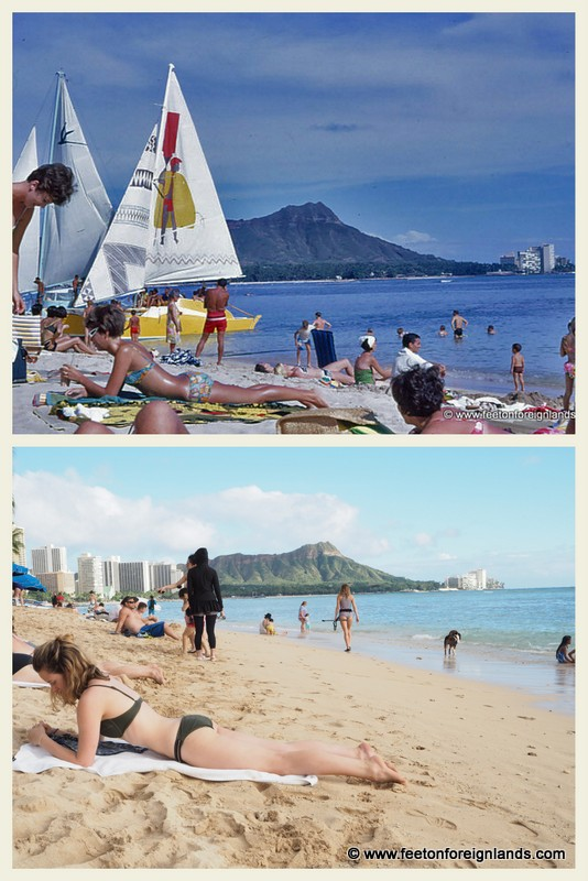 Retracing Hawaii honeymoon steps - 1967 to 2015: www.feetonforeignlands.com