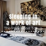 Sleeping in a work of art – Park Hotel Tokyo's Artist Rooms