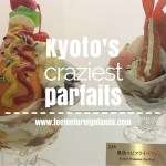 Kyoto's craziest parfaits at Karafuneya Coffee