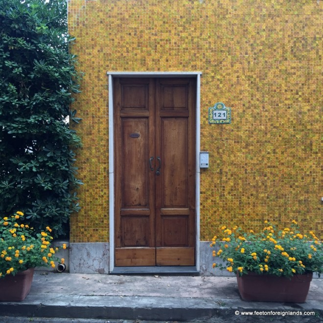 Doorways of Salina in the Aeolian Islands (11)