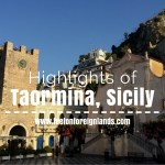 Some of the best things to do in Taormina