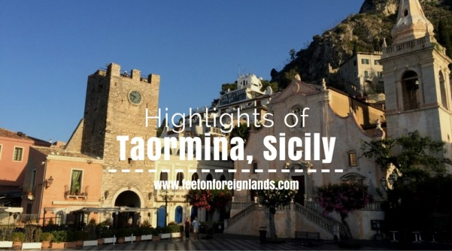 The best things to do in Taormina..