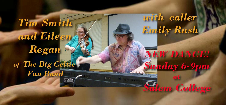 Eileen Regan – Fiddle & Bow Country Dancers