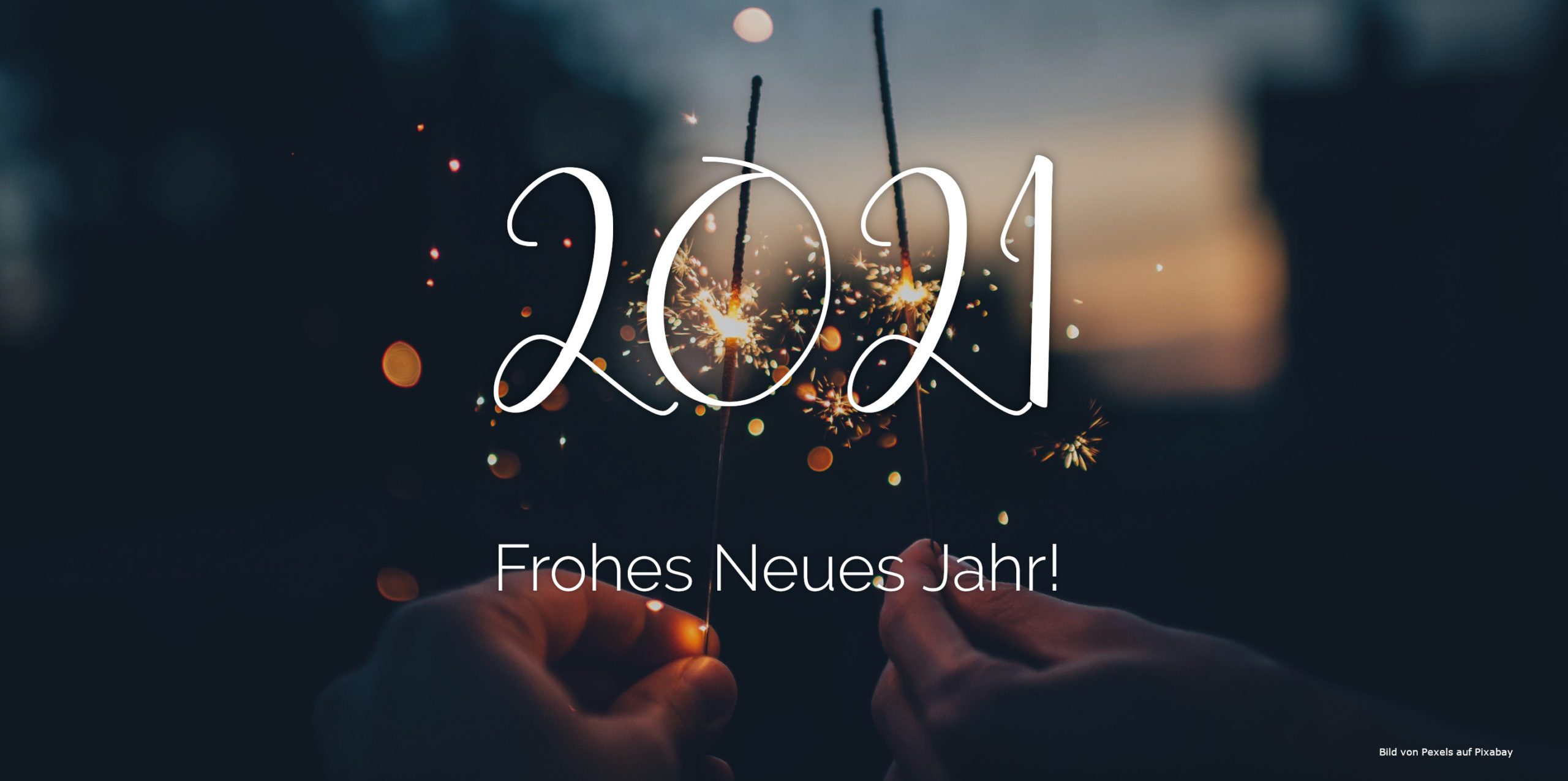 You are currently viewing Frohes Neues Jahr!