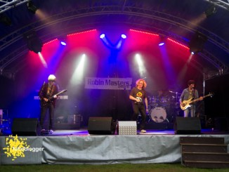Robin Masters Band, Konzertsommer, Papenburg, Stadtpark