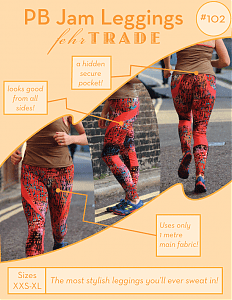 PB Jam Leggings by Fehr Trade