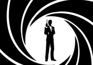James Bond Mottoparty