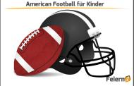 American Football für Kinder