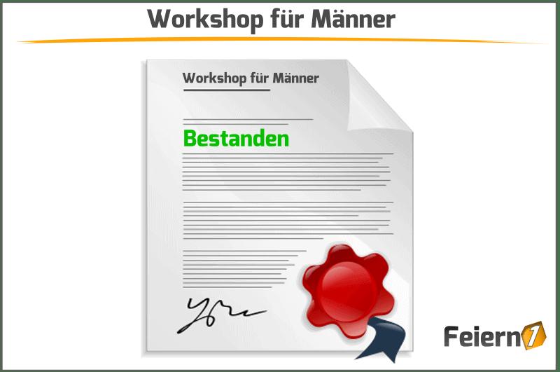 Workshop für Männer