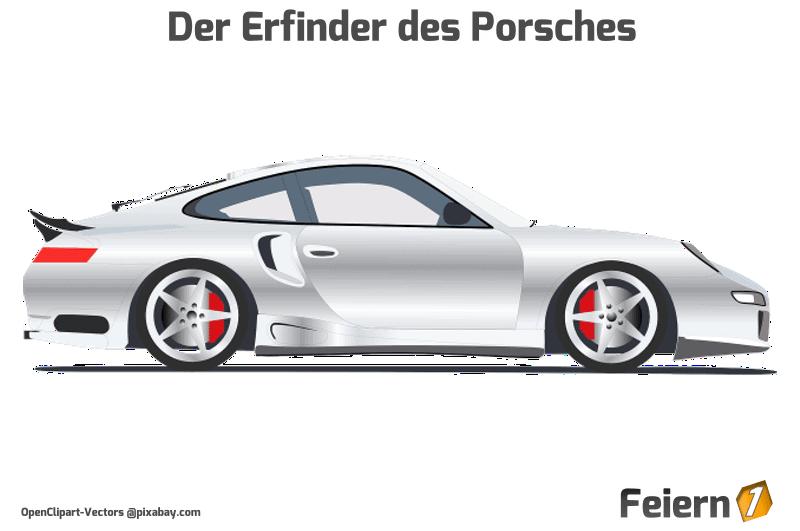 Der Erfinder des Porsches