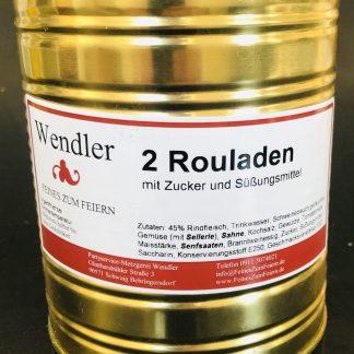 Rouladen