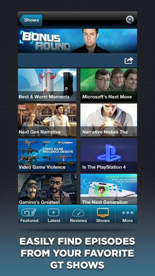 GameTrailers Apk Android Free App Download Feirox