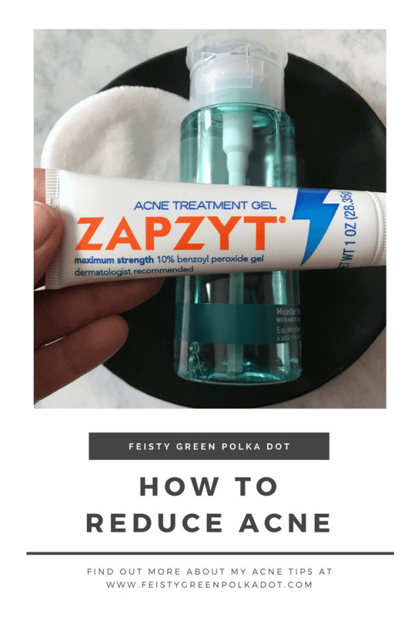 Are you starting to get acne AGAIN? Check out these tips and trick to keep your acne under control. #lovezapzyt #zapmyzit #zapit #PRIMPlovesZAPZYT #acne #acnetreatment #ZAPZYT