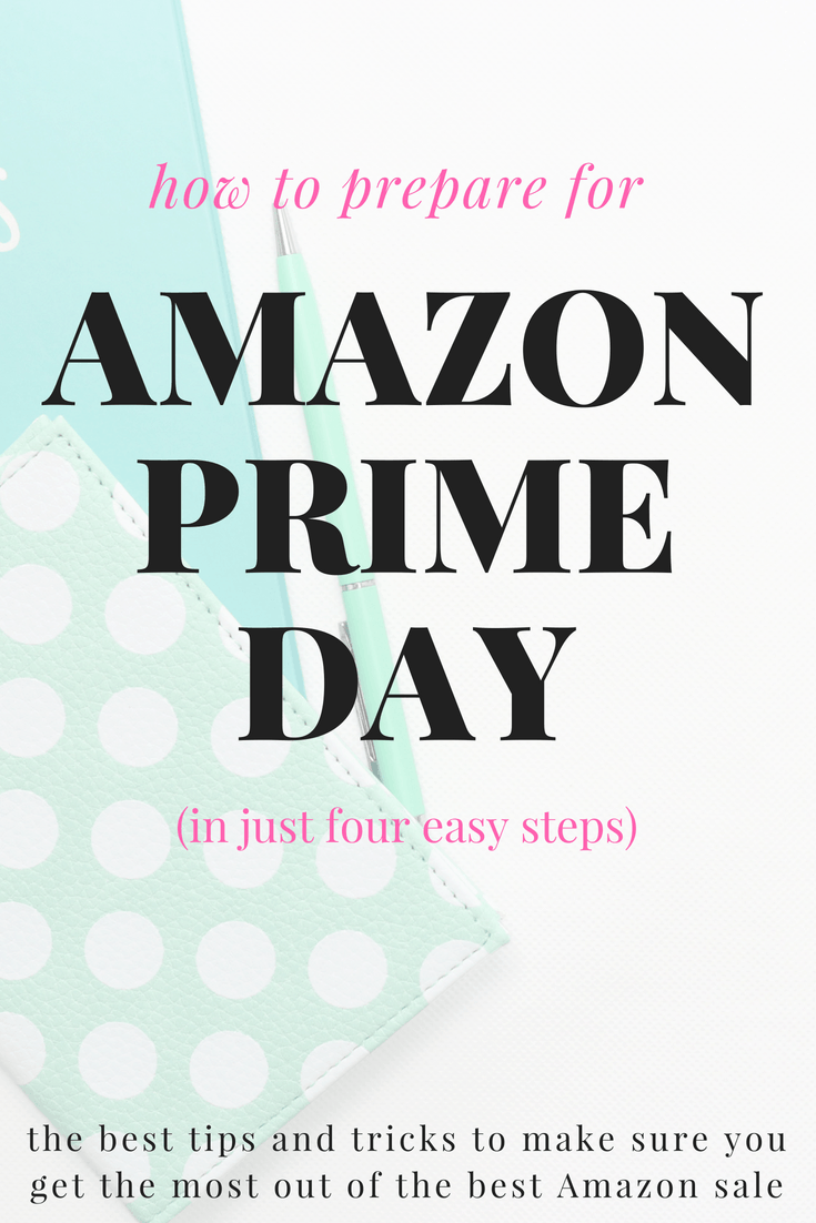 Get Ready For Amazon Prime Day! Read these tips to make sure you can get the most out of Amazon Prime Day! #amazonprimeday amazon prime | amazon prime membership | amazon prime day | amazon deals