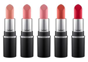 MAC Cosmetics Mini Lipsticks
