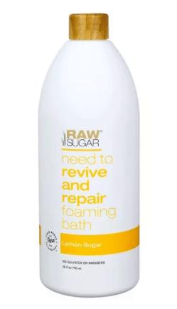 Raw Sugar Foaming Bubble Bath