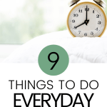 9 THINGS TO DO FOR A PRODUCTIVE DAY