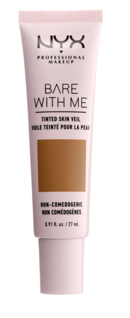 NYX Professional Makeup Bare With Me Tinted Skin Veil Lightweight  Foundations Drugstore Option
