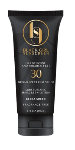 Best Beauty Products at Target - Black Girl Sunscreen