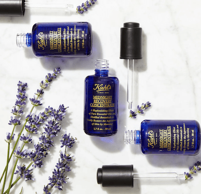 Kiehl's Skincare Review Midnight Recovery Concentrate