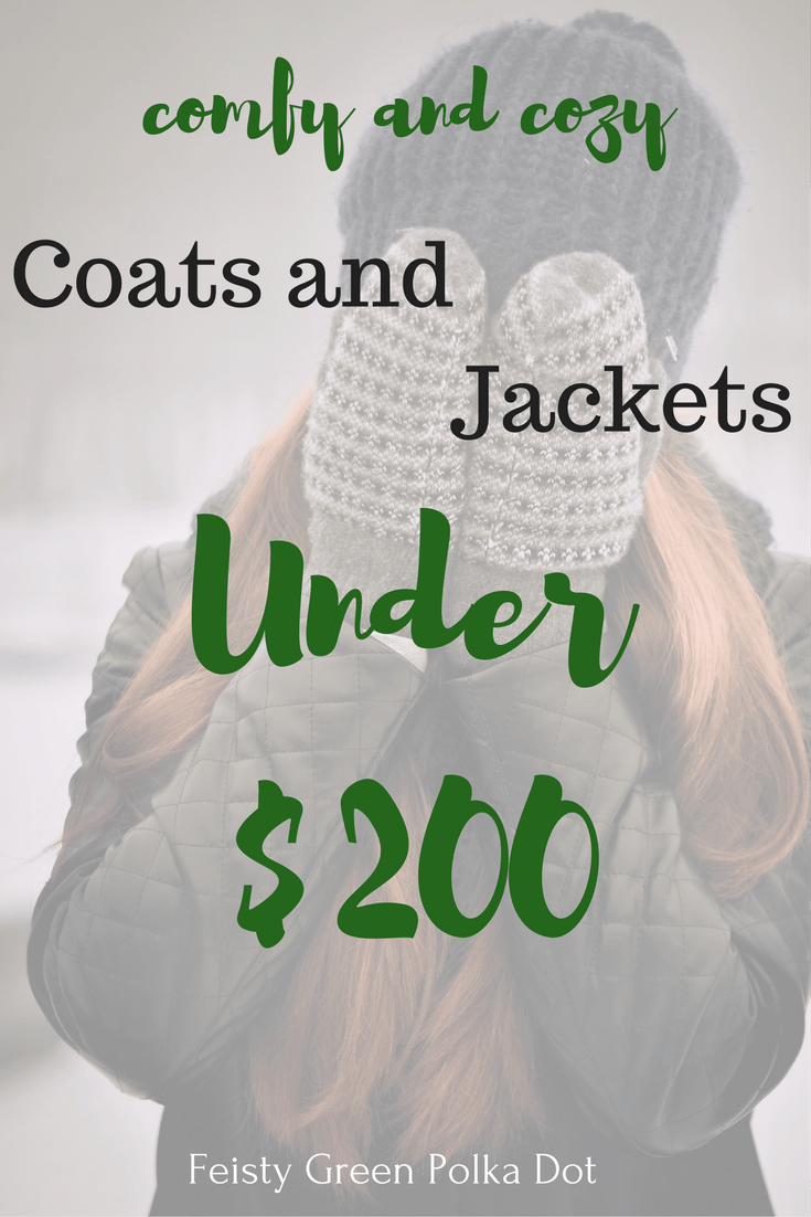 Budget Friendly Outerwear