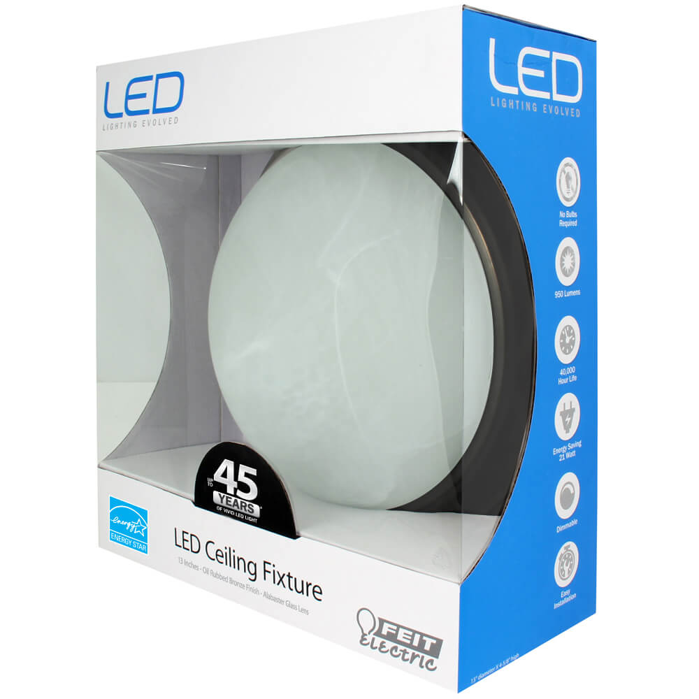 Round Light Bulbs String