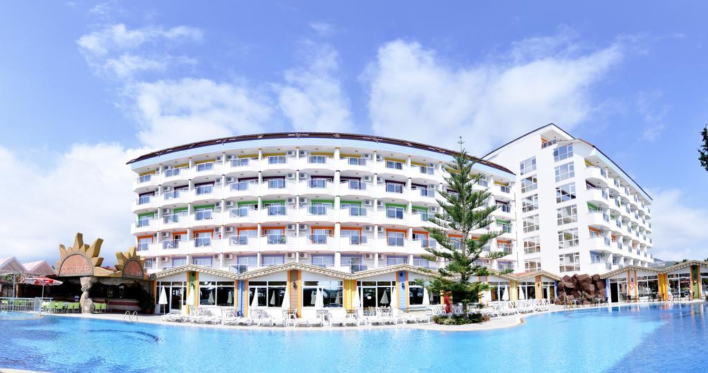 Туреччина: пляжний відпочинок