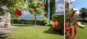 Gartenanlage im Feldhof