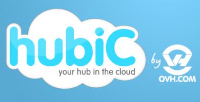 hubiC - Spazio in cloud