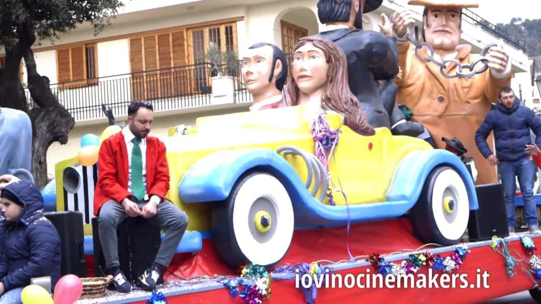 Carnevale a Roccarainola 2015