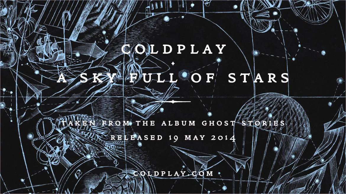 Coldplay – A Sky Full Of Stars (Official audio)