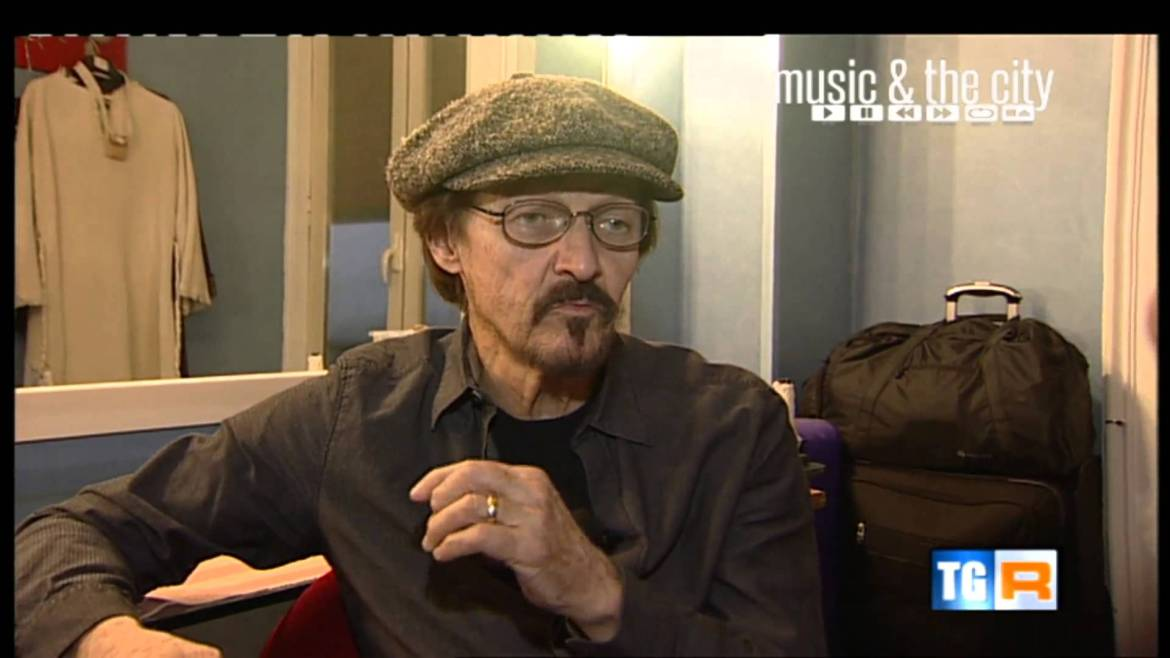 Ted Neeley Music and the city (Extended)