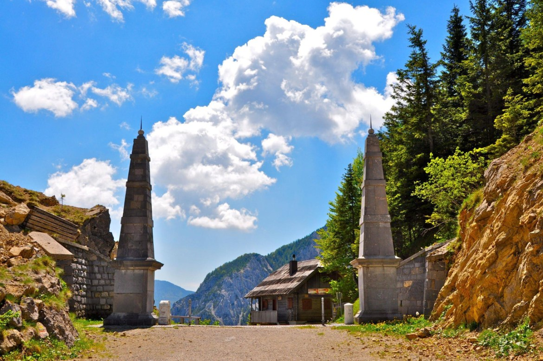 """Old Loibl"", Carinthia, Austria."