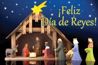 Original felicitación para el día de Reyes