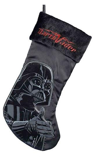 Calcetín navidad Darth Vader
