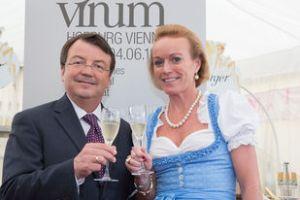Willi Klinger, VieVinum