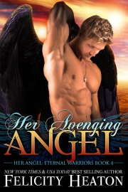Her Avenging Angel - Angel Romance Book