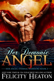 Her Demonic Angel - Angel Romance Book